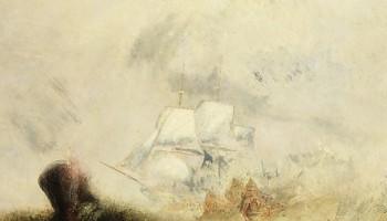 VICTOR HUGO RENCONTRE TURNER « Un jour je vis, debout au bord des flots mouvants