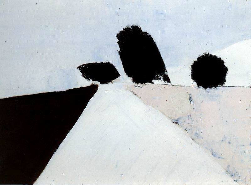 nicolas de stael the road